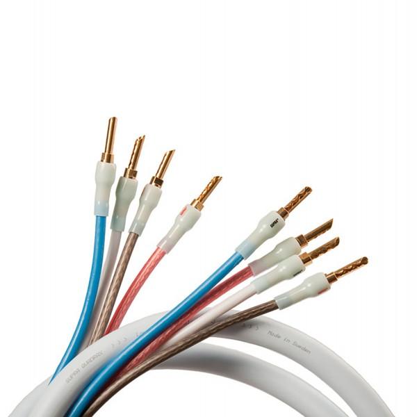 QUADRAX 4 x 2.0 Bi - Wire CC Crimp
